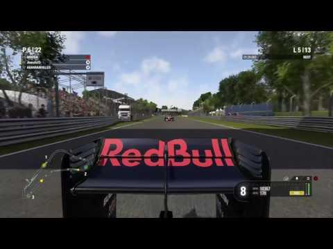 Race 14 - Italy - FC Phoenix 3 Way