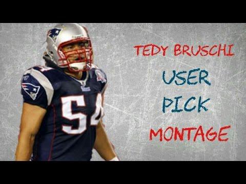 Tedy Bruschi User Pick Montage!!! [[Madden 17]]