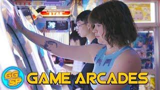 Inside Tokyo's Game Arcades!