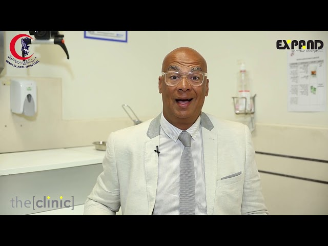 الأستاذ الدكتور إيهاب ندى يتحدث عن عدم الأتزان أو الدوار