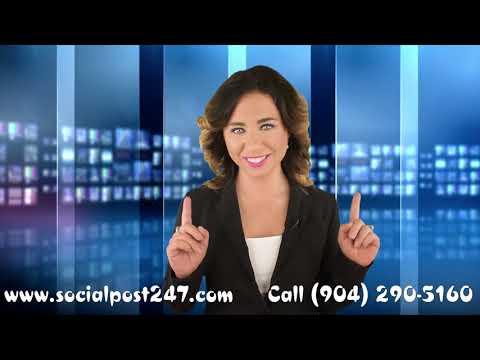 Social Media Posting, Green Cove Springs, FL.  | 904.290.5160 | Green Cove Springs, Florida