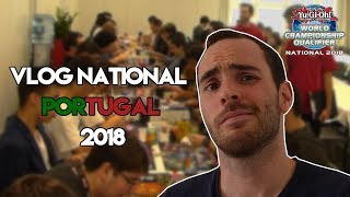 Yu-gi-oh! vlog championnat du portugal