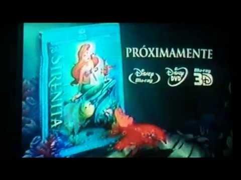 La sirenita edición diamante, trailer español latino