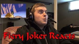 Fiery Joker Reacts To: Gaara Vs Toph