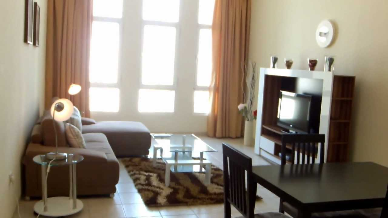 Apartment Ruth   Fully Furnished 1 BR Apartment In Mogul Cluster, Discovery  Gardens   YouTube