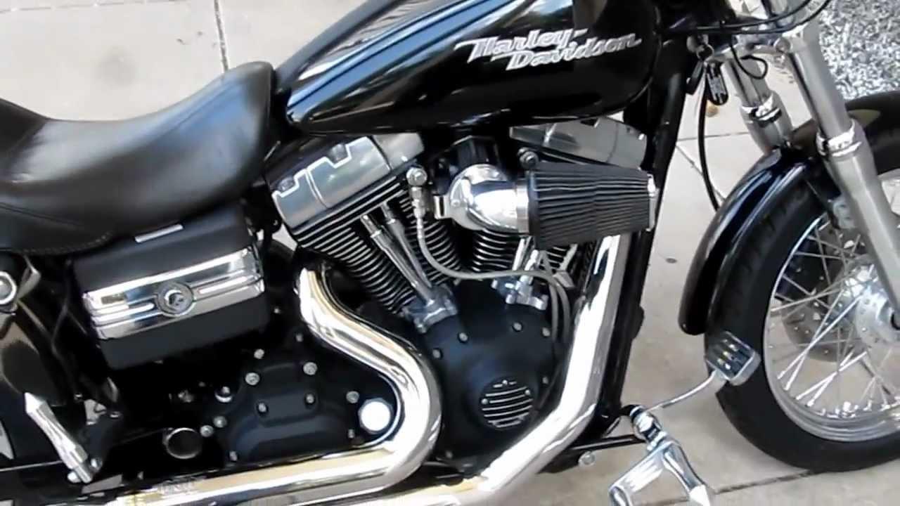 Harley Dyna Street Bob >> 2007 Dyna Street Bob, has a few cosmetic flaws, Bub ...