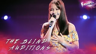Blind Audition: Hannah Pearce sings Can't Help Falling In Love' | The Voice Australia 2018