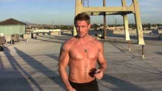 Jessie Pavelka of Lifetime TV and host of Diet Tribe, Shoot 2!