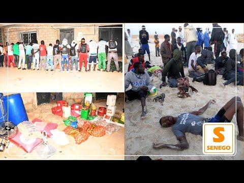 Emigration clandestine : Choquantes révélations de rescapés (Senego TV)