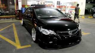 Bagged Civic 8thgen FD1