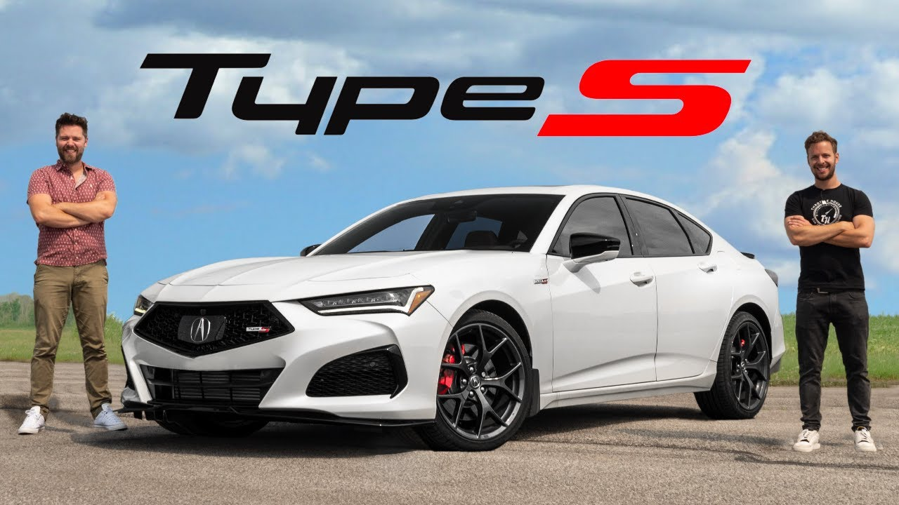 2021 Acura TLX Type S Review // Priced To Fight