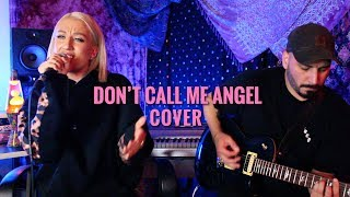 Don't Call Me Angel - Ariana Grande, Miley Cyrus, Lana Del Rey (Sam Bruno Cover)