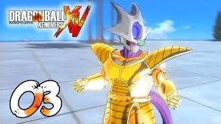 Dragon Ball Xenoverse #03 - GOLDENER SUPER FRIEZAJIN | Let