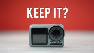 DJI Osmo Action Camera- Watch Before You Buy!