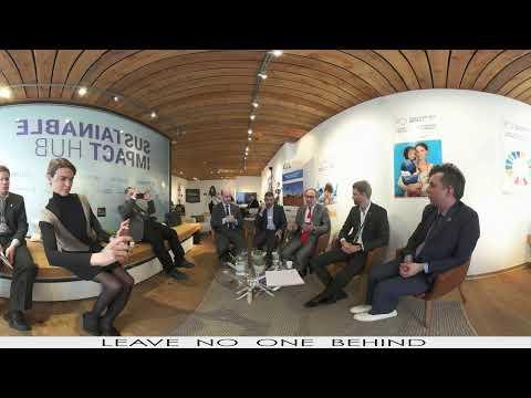 WEF18: Future will be collaborative