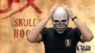 CFX Skull Hood Mask Try On Demo