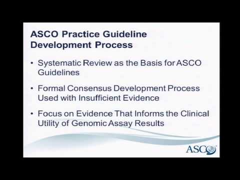 GM4: American Society of Clinical Oncology - Sandra Swain