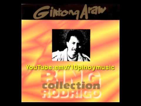 Mga Tingin Sa Malayo - Bing Rodrigo On CD