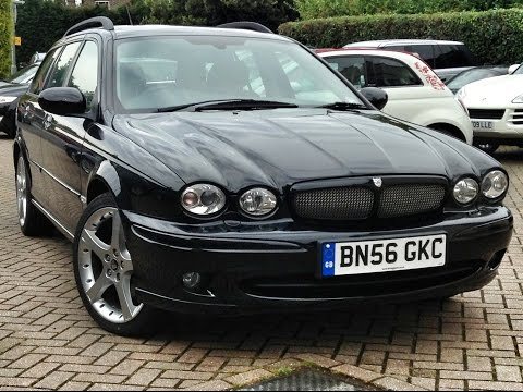 Jaguar X-Type 2.2d Sport 5dr [Euro 4] SOLD BY CMC-Cars