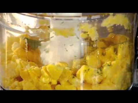 How to make a 45 second frozen mango ice cream jamie oliver youtube ccuart Gallery