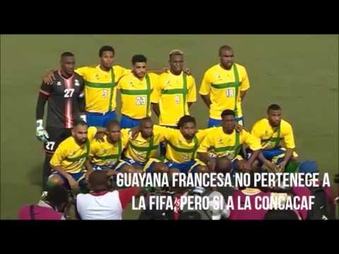 ¿Cómo Florent Malouda jugará con Guayana Francesa la Copa de Oro?