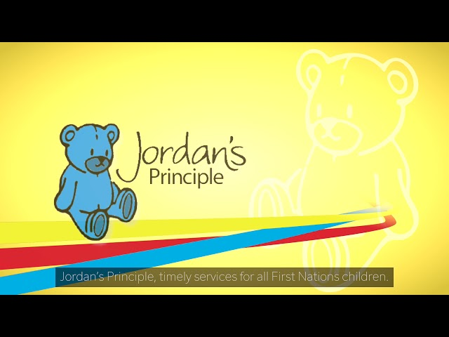 Jordan's Principle - timely services for all First Nations children