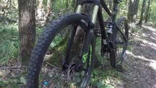 Тест-обзор велосипеда Merida ONE TWENTY 7 500