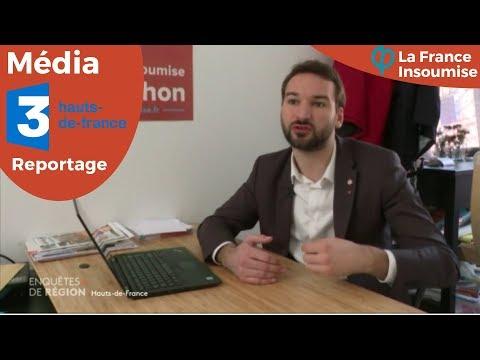 Notre message politique est davantage porté grâce aux réseaux sociaux