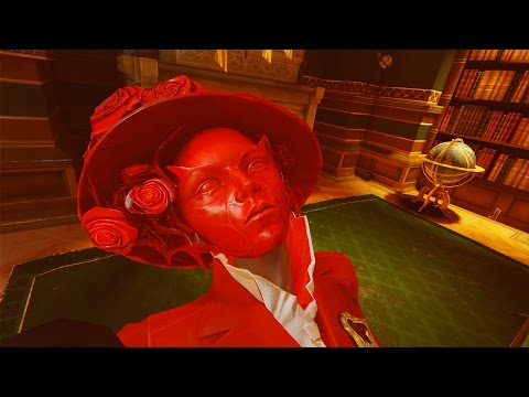 DISHONORED EPIC KILLS  - Assassinate Lady Boyle (High Chaos) |