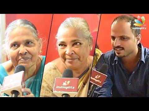 Jude Anthany Joseph and grandmothers speak about Oru Muthassi Gadha   Jude Anthany Joseph