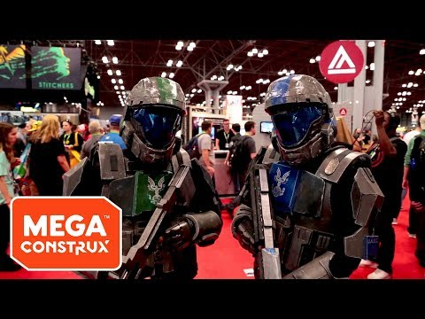 Hunt the Spartan: NYCC 2015