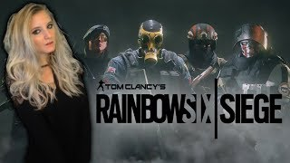 OPERATION WHITE NOISE PREP! RANKED RAINBOW SIX SIEGE! LEARNING COUNTER OPERATORS!