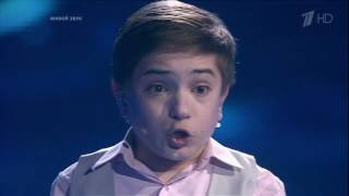 Два орла Данил Плужников на шоу Голос Дети