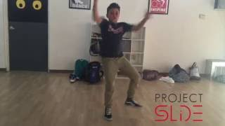 JuJu On That Beat TZ Anthem Challenge - Project SLIDE