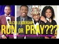 Fallen Leaders | Shepherd Bushiri - Juanita Bynum - Brian Carn | Pray or Run?