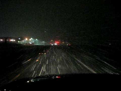 League City Snow Storm (Part I) (Lemley)