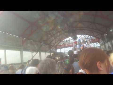 Станция Серпухов после прибытия электрички из Тулы! Жесть!