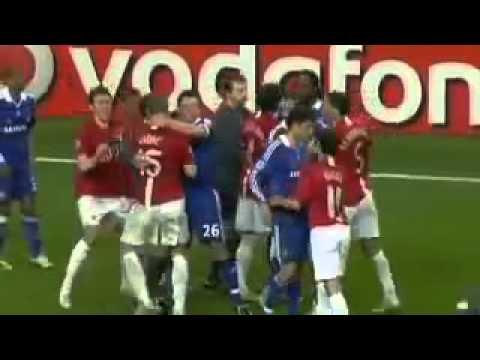 Download Man Utd vs Chelsea   UEFA CL 2008 Final