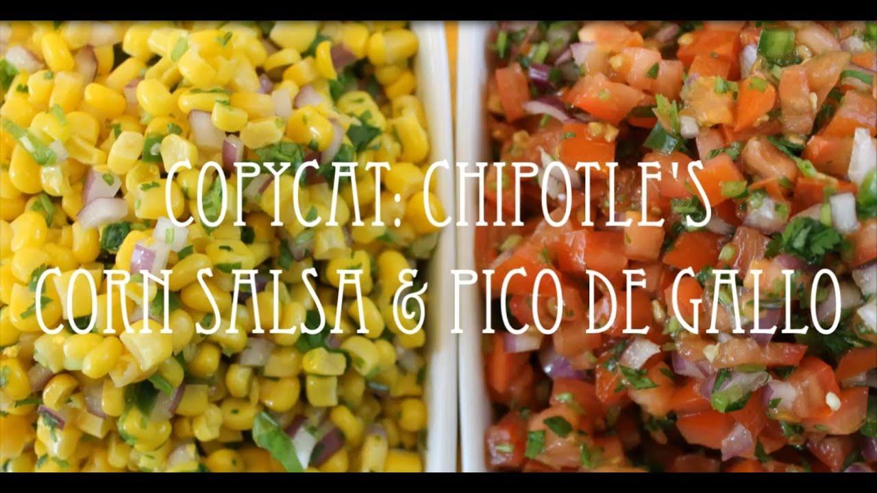 corn salsa recipe chipotle