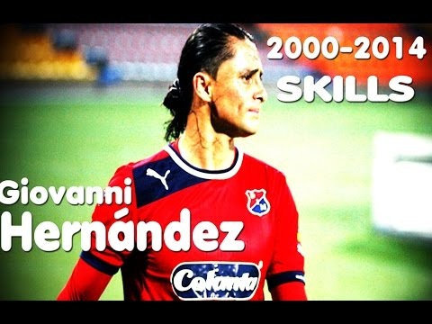 Giovanni Hernández ● Amazing Skills and Goals