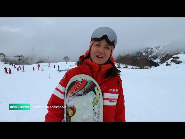 Découvertes   Snowboard Gourette