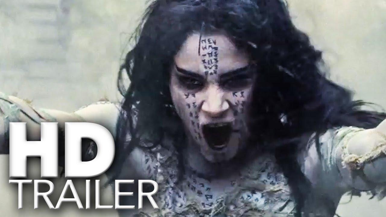 trailer die mumie