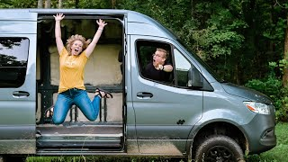 Finding FREE Van Lİfe Camping in Tennessee