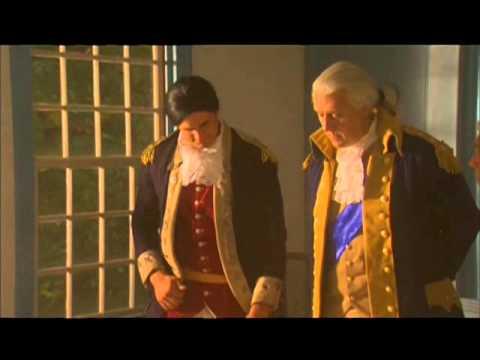 American Revolution 3 (1d), Canon on Dorchester Heights, Boston Harbor