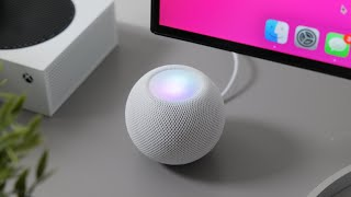 Test du HomePod mini ! Que vaut l'enceinte d'Apple à 99€ ?! (+ Siri vs Google Assistant)