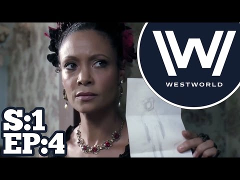 "Westworld Season 1 Episode 4 Recap & Review | ""Dissonance Theory"" 