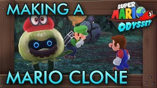 What If You Clone Mario in Super Mario Odyssey?