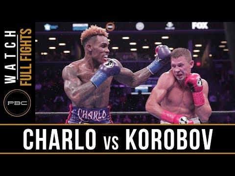 Charlo vs Korobov FULL FIGHT: December 22, 2018 — PBC on FOX