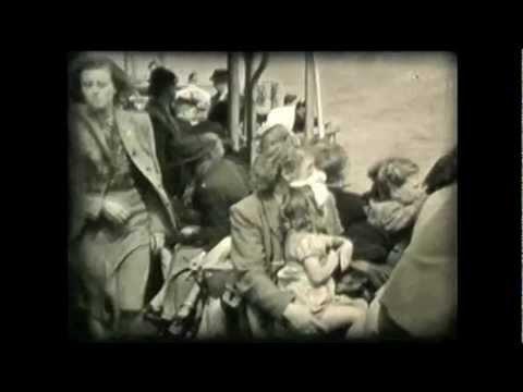 paddle steamer trip Cardiff to Weston 1948.mov