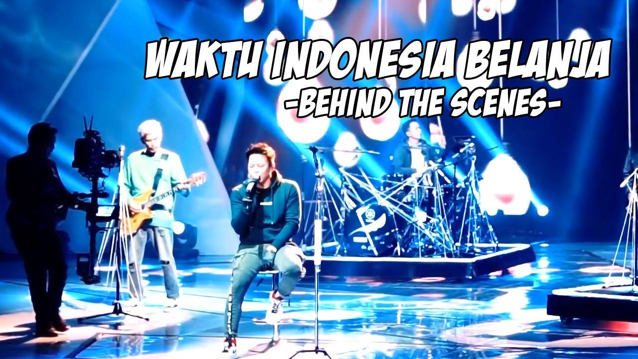 NOAH - Waktu Indonesia Belanja Tokopedia TV Show (Behind The Scenes)